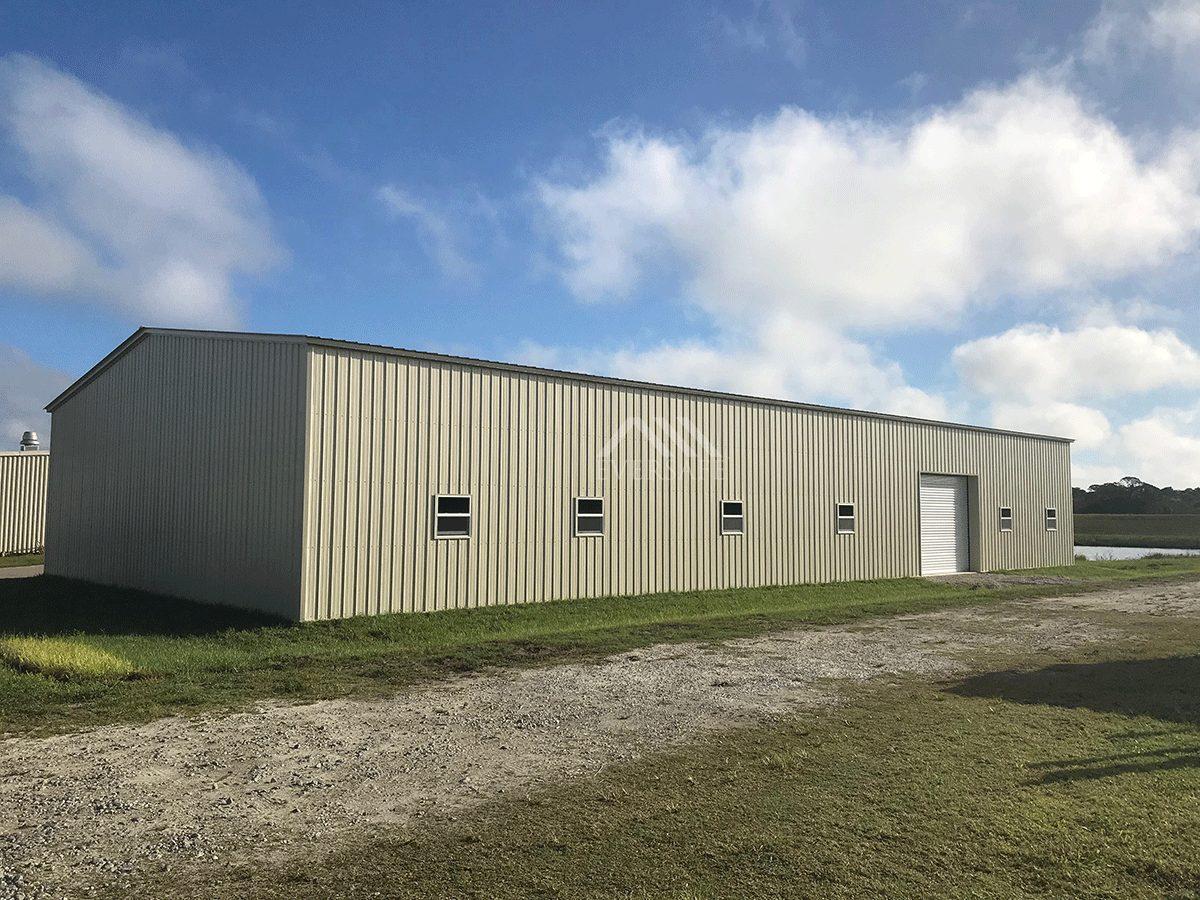 50x100 Steel Building
