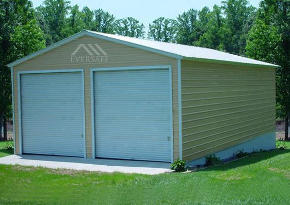 22×30 Steel Garage