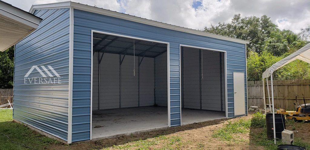 2 Car Garage Florida